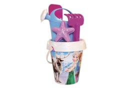 Disney Frozen - Die Eiskönigin Eimergarnitur, 6-teilig, # ca. 16 cm