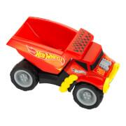 Hot Wheels Kipper, Maßstab 1:24, ca. 22x11x12, ab 3 Jahren