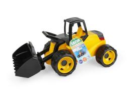 LENA® Starke Riesen Sitz-Lader, gelb/schwarz,