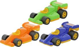 Wader 35134 Racing Car Formula, klein