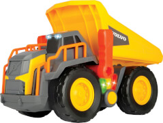 Dickie Volvo Weight Lift Truck