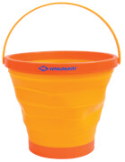 Schildkröt Funsports - Kunststoff FALTEIMER XL (Folding Bucket XL)Farbe:gelb / rot