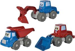 Recycle Happy Trucks, 3-sort.