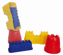 Spielstabil Burgen-Set classic 3-teilig im Netz