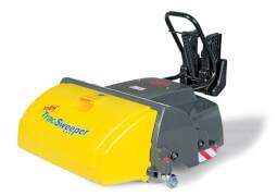 rollyTrac Sweeper