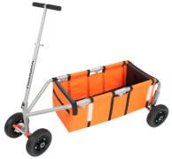 Hudora 10329 - Überländer Kompakt, orange, ab 3 Jahren