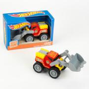 klein Hot Wheels 2444 Hot Wheels Radlader, 1:24, ca. 24x11,5x11, ab 3 Jahren