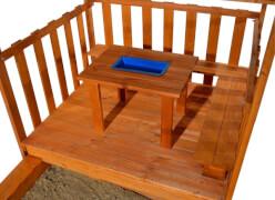 Holz Einrichtung zu Spielhaus