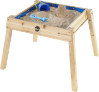 Plum® Build and splash Sand- und Wassertisch aus Holz