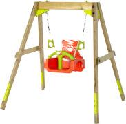 Plum® mitwachsende Holzschaukel
