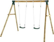 Plum Marmoset Holz-Doppelschaukel