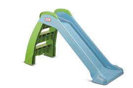 First Slide Blue