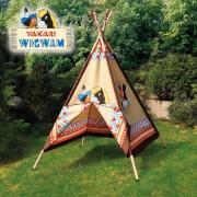 Yakari Indianer Zelt, Höhe ca. 180 cm