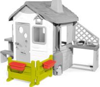 Smoby Gartenzaun für Neo Jura Lodge