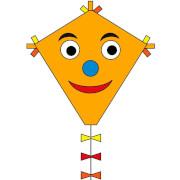 Ecoline: Eddy Happy Face 50cm