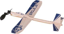 GoKi Segelflugzeug Eagle Jet