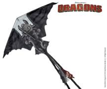 Drachenzähmen leicht gemacht Flugdrache Ohnezahn ca. 130 x 124 cm