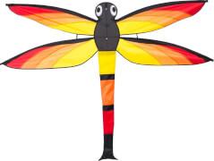 Einleinerdrachen Libelle ca. 140 x 110 cm