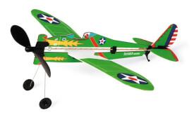 Scratch - Wind-up Flugzeug Army im Display