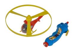 Simba Feuerwehrmann Sam - Flugspiel mit Hubschrauber ''Wallaby''