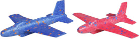 Outdoor active Stunt-Flieger, 17x17x4,5 cm
