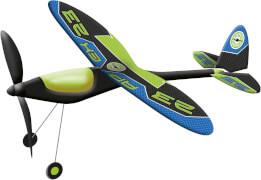 APEX Gummimotor-Flugmodell
