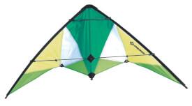 Schildkröt Funsports - STUNT KITE 133, incl. Carrybag, yellow-green
