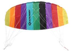Schildkröt Funsports - Dual Line SPORT KITE1.3, incl. Carrybag, Rainbow