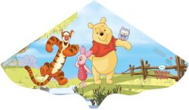 Winnie the Pooh Kinderdrachen ca. 115 x 63 cm
