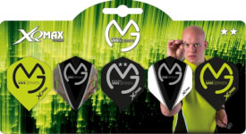 QD1000820 Michael van Gerwen Flights Multi Pack