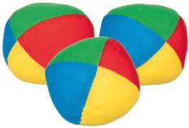 GoKi Jonglierball gefüllt mit Kunststoffkugel