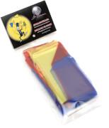 JonglierTücher groß, 3 Stück im Beutel ca. 65 x 65 cm