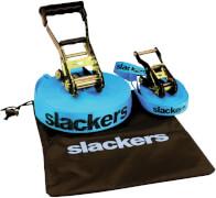 Schildkröt Funsports - SLACKERS Slackline CLASSIC 15m, 5cm breit,inkl.Teaching Line