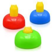 Schildkröt Funsports - PLAYZONE-FIT WACK-A-TAG. Reaktionsspiel, im 4C Karton