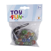 Toy Fun Murmeln, 26 Stück