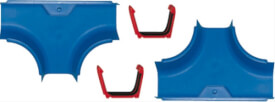AquaPlay 2 T-Kanalstück mit Kupplung