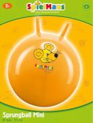 SpielMaus Outdoor Sprungball Mini, #35cm, farblich sortiert, ab 3 Jahren (nicht frei wählbar)