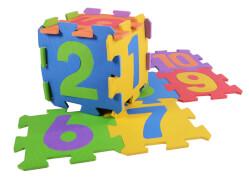 Puzzlematten Zahlen 10-teilig, ca. 20 x 20 cm