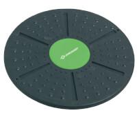 Schildkröt Fitness - BALANCE-BOARD, (grey-green), mit Advanced- Adapter