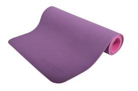 Schildkröt Fitness - BICOLOR YOGA MATTE 4mm (purple-pink) im Carrybag