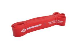 Schildkröt Fitness - SUPER BAND Heavy 45mm red,  1 Widerstandsband, in 4C Box