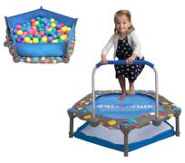 Trampolin 3in1 90cm für Kinder