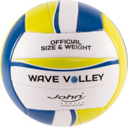 WAVE VOLLEYBALL, GR. 5/210 MM, CA. 260-280 G, SOFT GRIP, SORTIERT