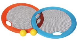 Riesen Netzball-Spiel Giant Trampolin Set