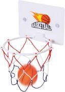 Basketballspiel mit Saugnäpfen
