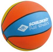 Schildkröt Funsports - BASKETBALL, orange/gelb/ blau, Größe 5, # 22cm,