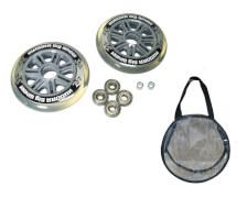 Hudora Ersatzrollenset für Hudora Big Wheel, 1