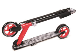 X.X.Treme Scooter 145mm Black Patter