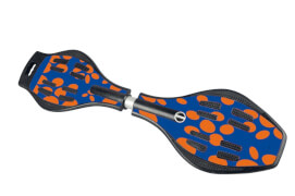 New Sports Waveboard Blue Orange