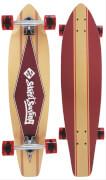 Streetsurfing Longboard Kicktail, ca. 91 cm
